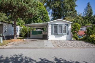 """Photo 18: 125 145 KING EDWARD Street in Coquitlam: Maillardville Manufactured Home for sale in """"MILL CREEK VILLAGE"""" : MLS®# R2493736"""