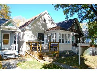 Photo 2: 317 Arnold Avenue in WINNIPEG: Manitoba Other Residential for sale : MLS®# 1321742