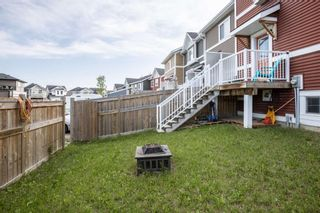 Photo 31: 60 Sunset Road: Cochrane Row/Townhouse for sale : MLS®# A1128537