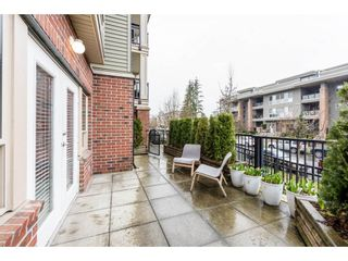 "Photo 17: 104 2342 WELCHER Avenue in Port Coquitlam: Central Pt Coquitlam Condo for sale in ""GREYSTONE"" : MLS®# R2249254"