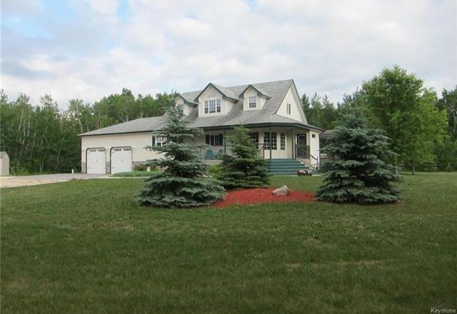 Main Photo: 30078 Zora Road in Springfield Rm: RM of Springfield Residential for sale (R04)  : MLS®# 1811650