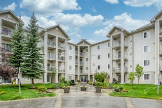 Photo 1: 417 1717 60 Street SE in Calgary: Red Carpet Apartment for sale : MLS®# A1133499