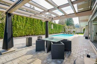 """Photo 33: 332 MOYNE Drive in West Vancouver: British Properties House for sale in """"British Properties"""" : MLS®# R2621588"""