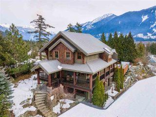 "Main Photo: 1766 PINEWOOD Drive: Pemberton House for sale in ""Pemberton Plateau"" : MLS®# R2543608"
