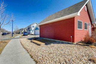 Photo 25: 7318 22 Avenue in Edmonton: Zone 53 House Half Duplex for sale : MLS®# E4240808