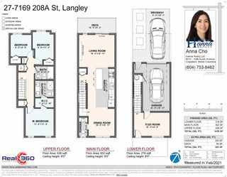 """Photo 29: 27 7169 208A Street in Langley: Willoughby Heights Townhouse for sale in """"Lattice"""" : MLS®# R2540801"""