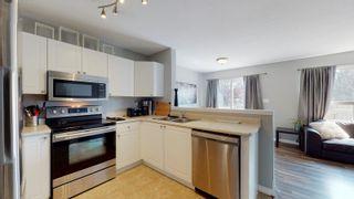 Photo 4: 11411 169 Avenue in Edmonton: Zone 27 House Half Duplex for sale : MLS®# E4254972