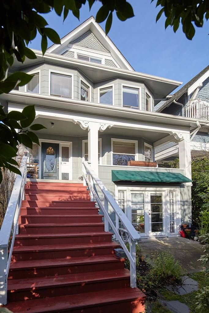 Photo 2: Photos: 1943 NAPIER Street in Vancouver: Grandview Woodland House for sale (Vancouver East)  : MLS®# R2423548