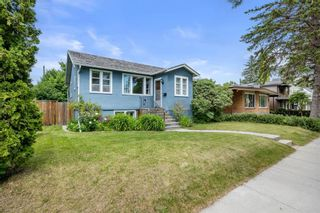 Main Photo: 316 18 Avenue NW in Calgary: Mount Pleasant Detached for sale : MLS®# A1123022