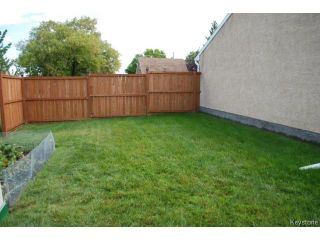 Photo 14: 77 Bourkewood Place in WINNIPEG: St James Residential for sale (West Winnipeg)  : MLS®# 1320484