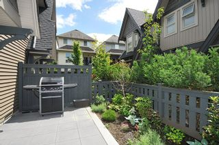 """Photo 17: 23 19095 MITCHELL Road in Pitt Meadows: Central Meadows Townhouse for sale in """"BROGDEN BROWN"""" : MLS®# R2180614"""