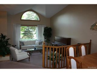 Photo 4: 3 Hawkesbury Crescent in WINNIPEG: River Heights / Tuxedo / Linden Woods Residential for sale (South Winnipeg)  : MLS®# 1413544
