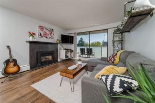 """Photo 3: 107 308 W 2ND Street in North Vancouver: Lower Lonsdale Condo for sale in """"Mahon Gardens"""" : MLS®# R2481062"""