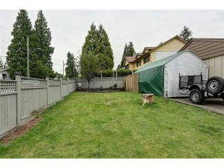 Photo 17: 1585 LINCOLN AV in Port Coquitlam: Oxford Heights House for sale