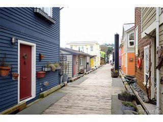Photo 2: C6 1 Dallas Rd in VICTORIA: Vi James Bay House for sale (Victoria)  : MLS®# 722521