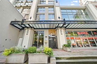 """Main Photo: 501 1238 RICHARDS Street in Vancouver: Yaletown Condo for sale in """"Metropolis"""" (Vancouver West)  : MLS®# R2584384"""