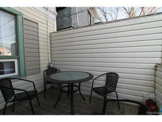 Photo 17: 757 Ashburn Street in WINNIPEG: West End / Wolseley Residential for sale (West Winnipeg)  : MLS®# 1504084