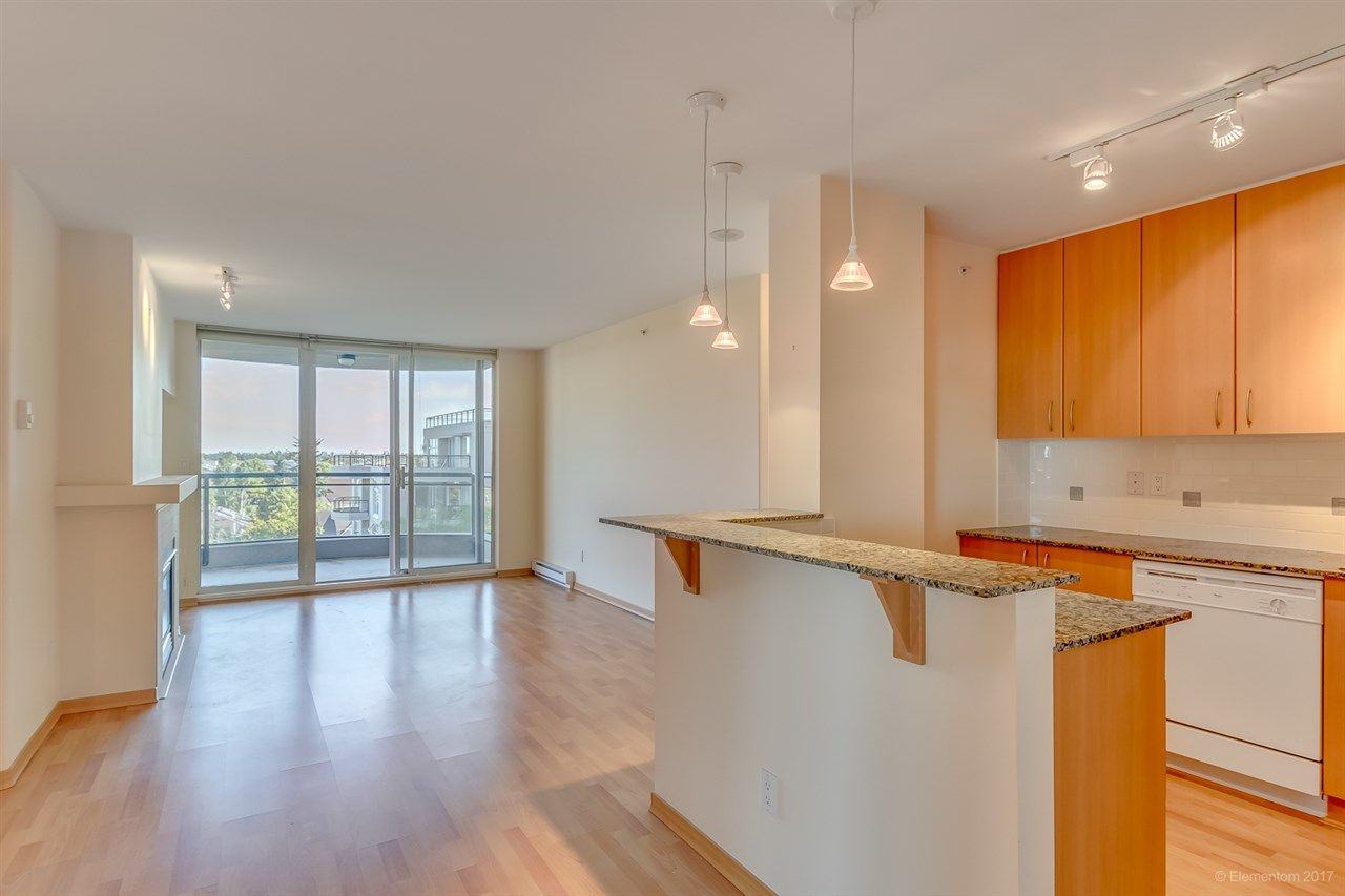 """Photo 5: Photos: 805 8460 GRANVILLE Avenue in Richmond: Brighouse South Condo for sale in """"THE PALMS"""" : MLS®# R2183275"""