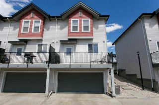 Photo 34: 17 6075 Schonsee Way in Edmonton: Zone 28 Townhouse for sale : MLS®# E4251364