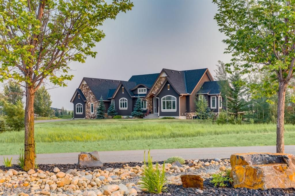 Main Photo: 107 Willow Creek Summit in Rural Rocky View County: Rural Rocky View MD Detached for sale : MLS®# A1125790