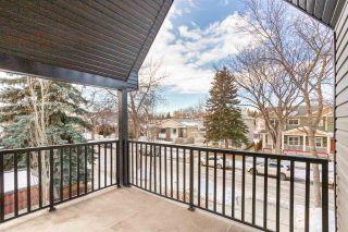 Photo 24: 8553 88 Street in Edmonton: Zone 18 House Half Duplex for sale : MLS®# E4229581