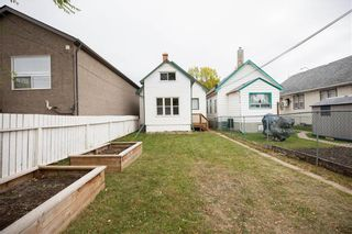Photo 25: 740 Redwood Avenue in Winnipeg: North End Residential for sale (4A)  : MLS®# 202025241