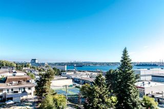 "Photo 1: 706 145 ST. GEORGES Avenue in North Vancouver: Lower Lonsdale Condo for sale in ""THE TALISMAN"" : MLS®# R2209830"