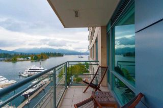 """Photo 17: 607 323 JERVIS Street in Vancouver: Coal Harbour Condo for sale in """"ESCALA"""" (Vancouver West)  : MLS®# R2593868"""