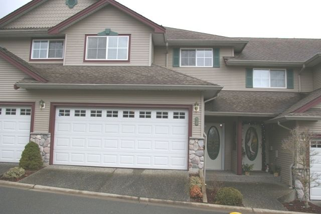 """Main Photo: 58 46360 VALLEYVIEW Road in Sardis: Promontory Townhouse for sale in """"APPLE CREEK"""" : MLS®# H2800129"""