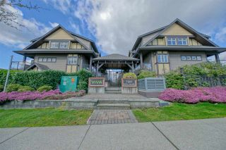 """Main Photo: 206 7227 ROYAL OAK Avenue in Burnaby: Metrotown Townhouse for sale in """"VIVA"""" (Burnaby South)  : MLS®# R2563783"""