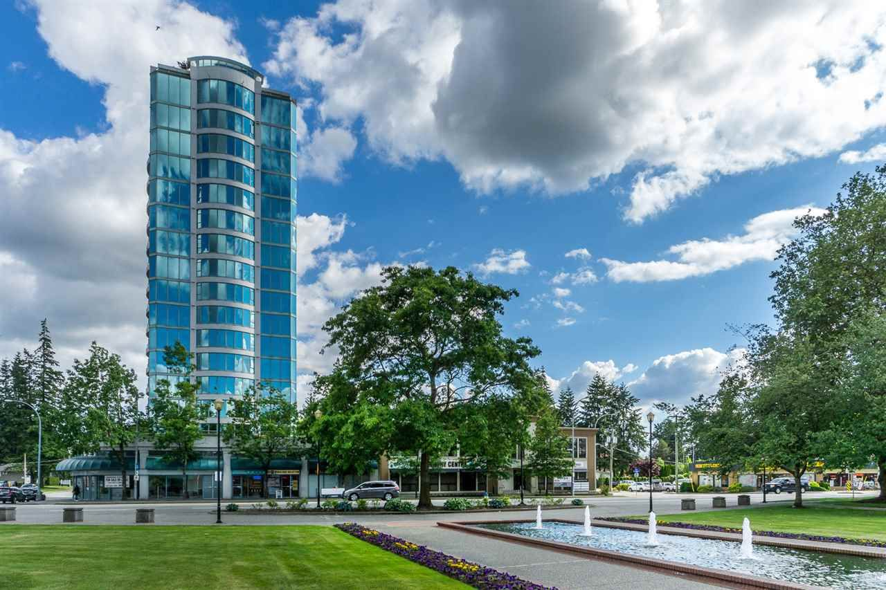 """Main Photo: 1601 32330 SOUTH FRASER Way in Abbotsford: Abbotsford West Condo for sale in """"Town Center Tower"""" : MLS®# R2548709"""