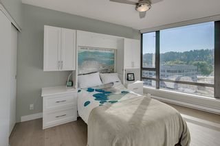 """Photo 14: 1604 110 BREW Street in Port Moody: Port Moody Centre Condo for sale in """"ARIA 1 at SUTER BROOK"""" : MLS®# R2414522"""