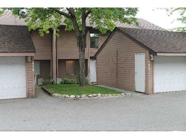 Main Photo: 462 CARLSEN PL, in Port Moody: North Shore Pt Moody Townhouse for sale : MLS®# V895042