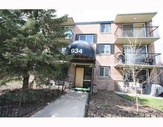 Photo 1:  in CALGARY: Sunnyside Condo for sale (Calgary)  : MLS®# C3260485