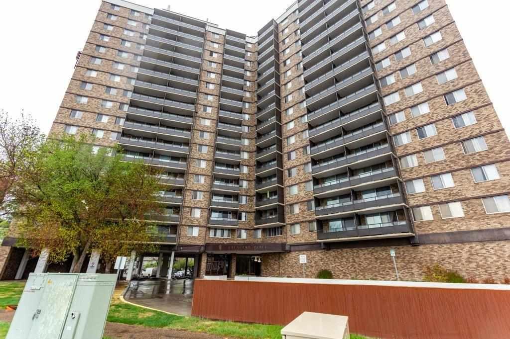 Main Photo: 1504 13910 STONY PLAIN Road in Edmonton: Zone 11 Condo for sale : MLS®# E4244852