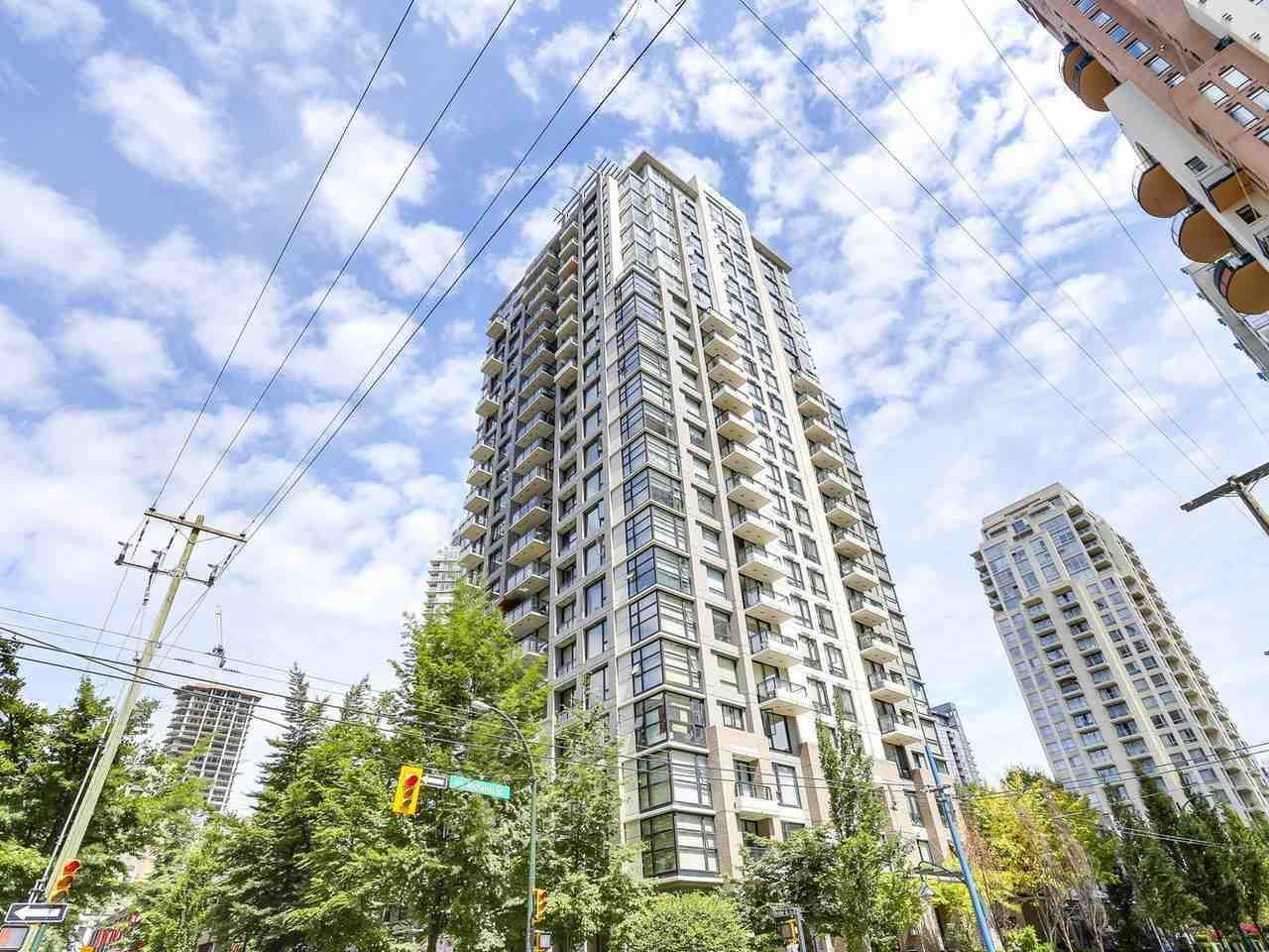 "Main Photo: 506 1295 RICHARDS Street in Vancouver: Downtown VW Condo for sale in ""OSCAR"" (Vancouver West)  : MLS®# R2290221"
