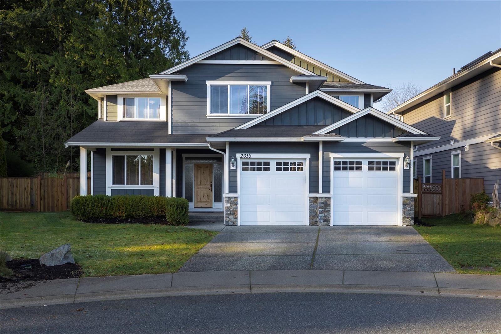 Main Photo: 2318 Leighton Rd in : Na South Jingle Pot House for sale (Nanaimo)  : MLS®# 863238