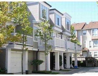"Photo 1: 25 6333 NO 1 Road in Richmond: Terra Nova Townhouse for sale in ""LONDON MEWS"" : MLS®# V665132"