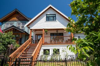 Photo 1: 131 E 27TH Avenue in Vancouver: Main House for sale (Vancouver East)  : MLS®# R2596875