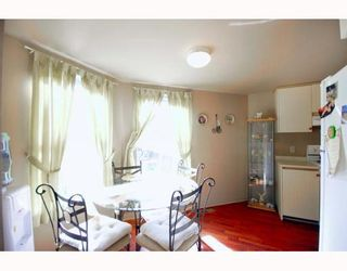 """Photo 7: A2 925 TOBRUCK Avenue in North Vancouver: Hamilton Townhouse for sale in """"KENSIGATON GARDENS"""" : MLS®# V762629"""