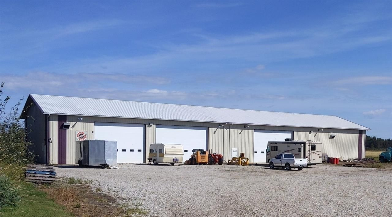 Main Photo: 51019 RGE RD 11: Rural Parkland County Industrial for sale : MLS®# E4262004