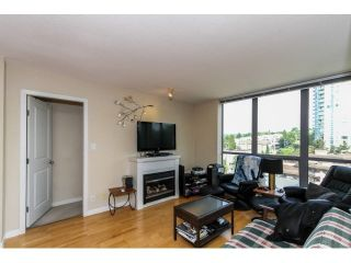 """Photo 7: 1004 850 ROYAL Avenue in New Westminster: Downtown NW Condo for sale in """"THE ROYALTON"""" : MLS®# V1122569"""