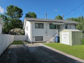 Photo 2: 354 McMeans Avenue East in WINNIPEG: Transcona Residential for sale (North East Winnipeg)  : MLS®# 1516345