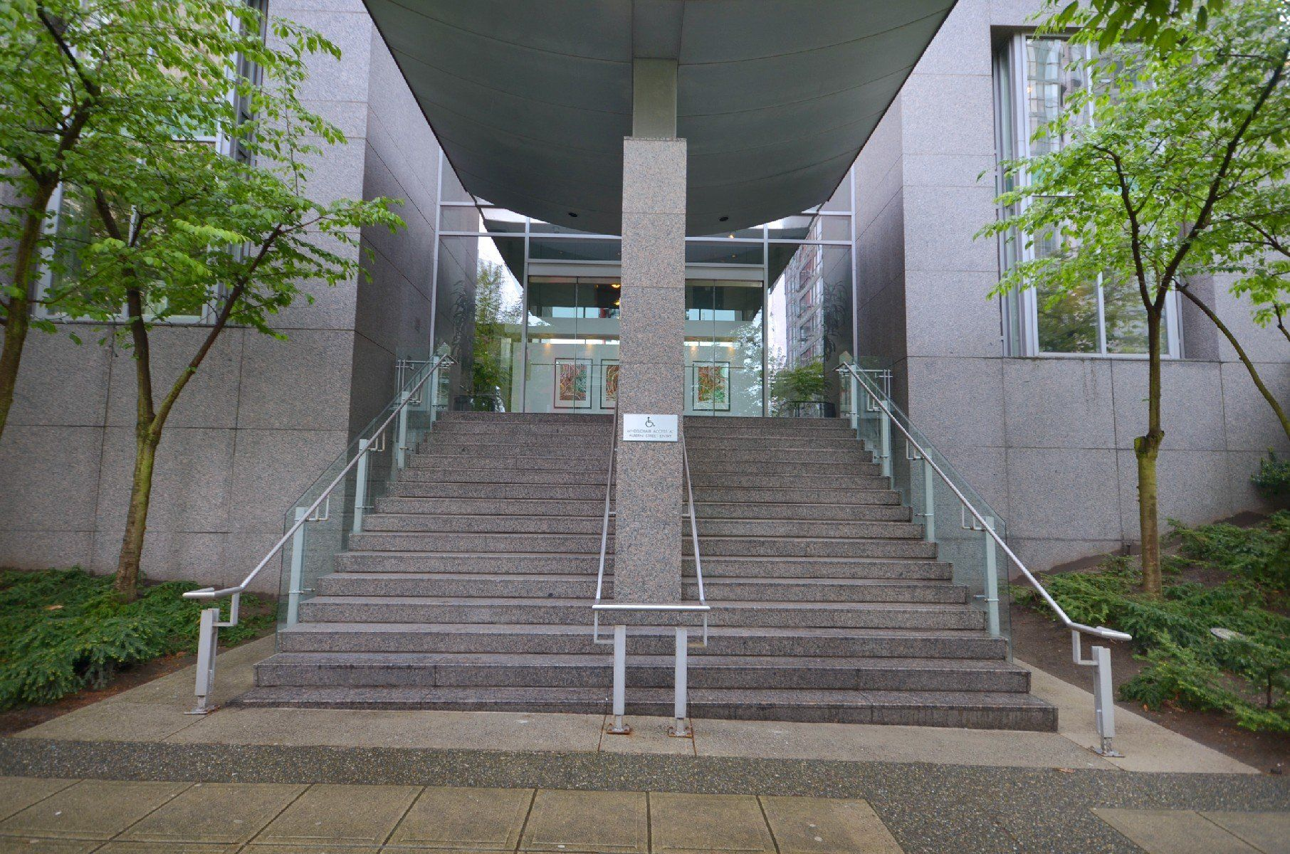 Photo 4: Photos: 1007-1200 W. Georgia St in Vancouver: Coal Harbour Condo for rent (Downtown Vancouver)