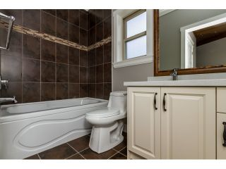 """Photo 16: 3415 DEVONSHIRE Avenue in Coquitlam: Burke Mountain House for sale in """"BURKE MOUNTAIN"""" : MLS®# V1129186"""