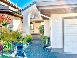 "Photo 2: 1 12969 17 Avenue in Surrey: Crescent Bch Ocean Pk. Townhouse for sale in ""OCEAN PARK GROVE"" (South Surrey White Rock)  : MLS®# R2621142"
