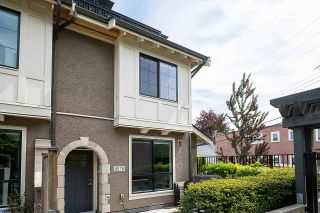 """Main Photo: 8576 OSLER Street in Vancouver: Marpole Townhouse for sale in """"Osler Residences"""" (Vancouver West)  : MLS®# R2580301"""