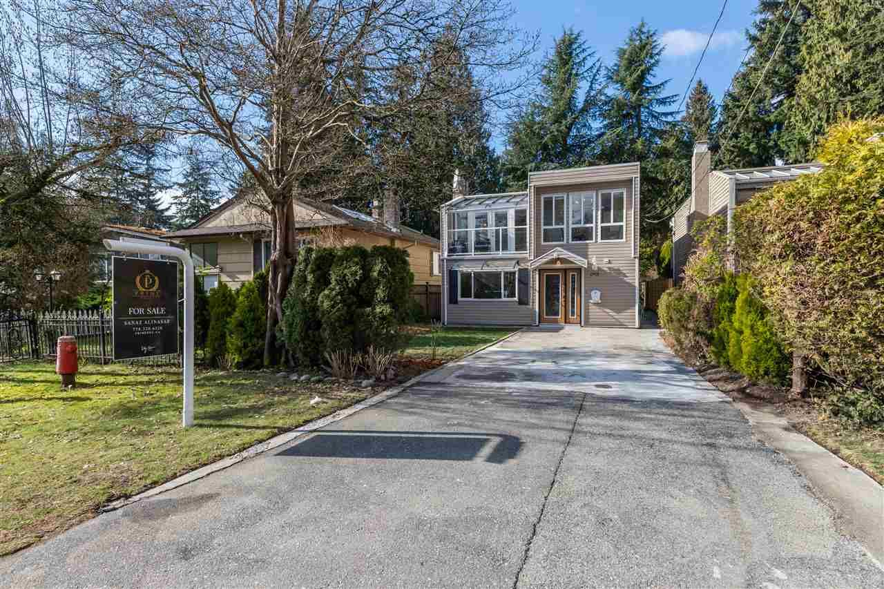 Main Photo: 1901 TATLOW Avenue in North Vancouver: Pemberton NV House for sale : MLS®# R2541027
