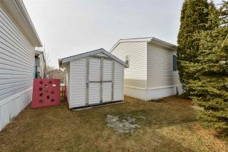 Photo 40: 2905 Lakewood Drive in Edmonton: Zone 59 Mobile for sale : MLS®# E4236634