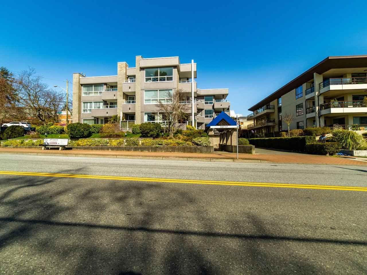 "Main Photo: 301 15717 MARINE Drive: White Rock Condo for sale in ""Pacific Sands"" (South Surrey White Rock)  : MLS®# R2559350"
